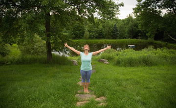 Stress Management through the Yogic Practices