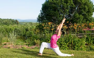 Yoga, Stress & Food