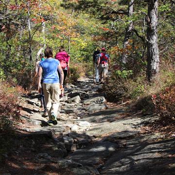Yoga and Hiking Weekend