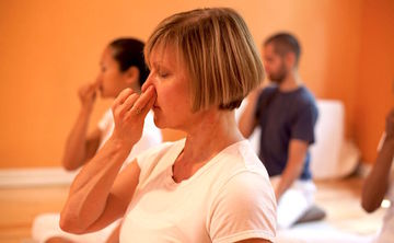 Vital Living: Pranayama Weekend Retreat