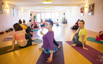 Yoga for Beginners Weekend Retreat