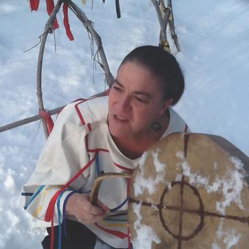 Native American Sweat Lodge