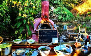 California – Sonoma Women's Harvest Yoga Retreat with Kerri Kelly