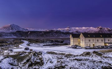 February – Iceland Northern Lights Yoga Retreat 2018