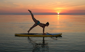 SUP Yoga Retreat