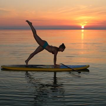 SUP Yoga Retreat