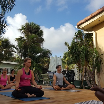Yin Yoga and Meditation Workshop