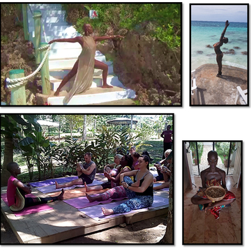 HEAL YOUR LIFE YOGA RETREAT, JAMAICA - JAN 2017