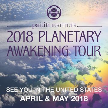 2018 Planetary Awakening Tour (USA)