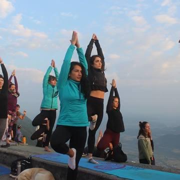200 Hour Yoga Teacher Training in Kerala