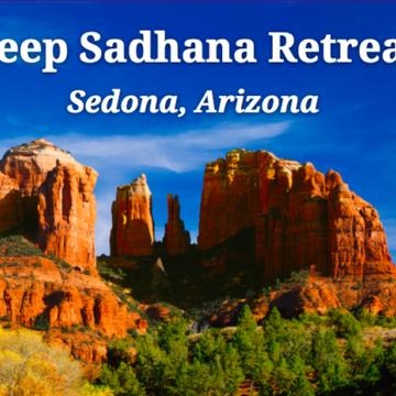 [en:] Deep Sadhana Retreat [fr:] Retraite de Sadhana Profonde [:]