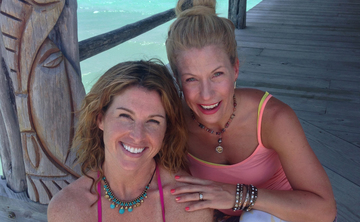 YOGA RETREAT WITH MEG GALARZA & KIMBERLY MANTHEY
