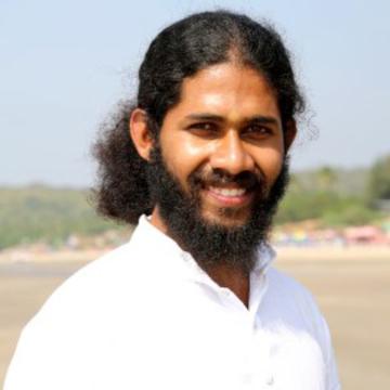 Sandip Chaugule (Sw. Prem Sandip)  E-RYT 200 & RYT 500 (SYT) (Founder & Director)