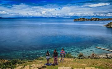 7 days magical Meditation, classical yoga & power places  retreat in Lake Titicaca