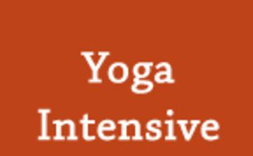 Yoga Intensive
