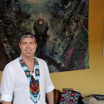 Chris Young-- Medicine Man • Practitioner of Kambo • Purveyor of Tribal Medicine & Founder @ Soul Quest