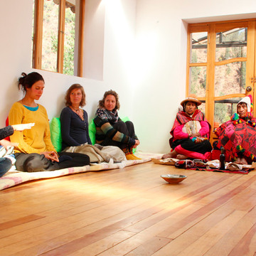 Ayahuasca Retreat in Sacred Valley Cusco run by true Andean people
