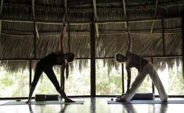 5 Day Jungle Yoga Vacation in Peru