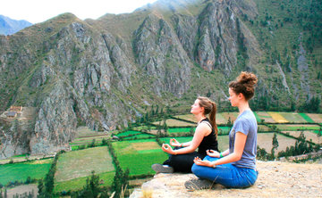 7-Day Yoga Retreat with Machu Picchu by Train