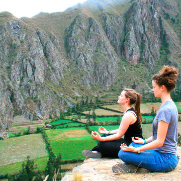 7-Day Yoga Retreat with Machu Picchu by Train