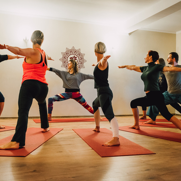 Flow with strength & mobility – Yoga Retreat