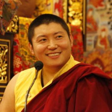 Kyabgon Phakchok Rinpoche