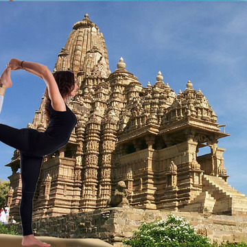 200-Hour Yoga Teacher Training In Khajuraho