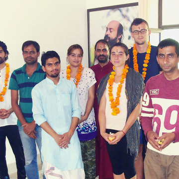 15 Days 150 Hours Transformational Meditation Teacher Training Course in Rishikesh, India​