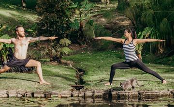 1 Week Buddhist Meditation & Yoga Retreat