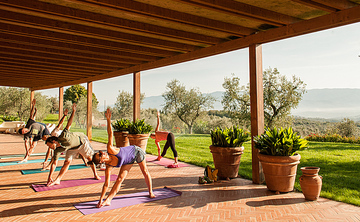 Yoga, Fitness & Relax+
