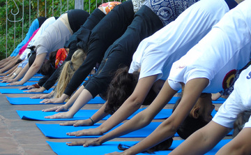 15 Days 100 Hour Multi-Style Yoga Teacher Training Course in Rishikesh, India