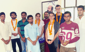 15 Days 150 Hour Transformational Meditation Teacher Training Course in Rishikesh, India