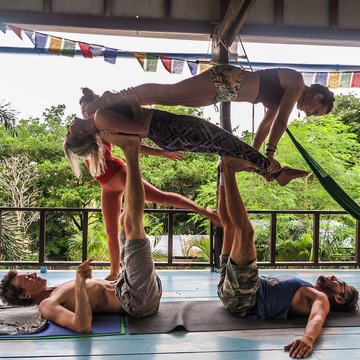29 días profesorado de yoga de 200 horas