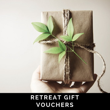 The Gift of Retreat – for birthdays, anniversaries or Christmas