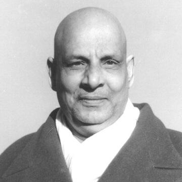 Master Sivananda Mahasamadhi
