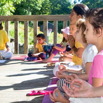 Family Yoga Week
