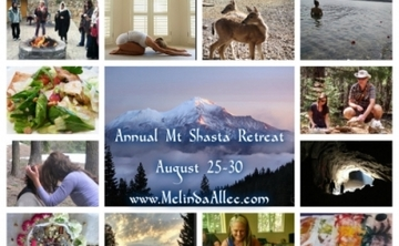 Annual Mount Shasta Shamanic Intensive: Come Unfold Your Soul