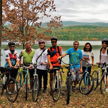Yoga & Cycling Week Retreat