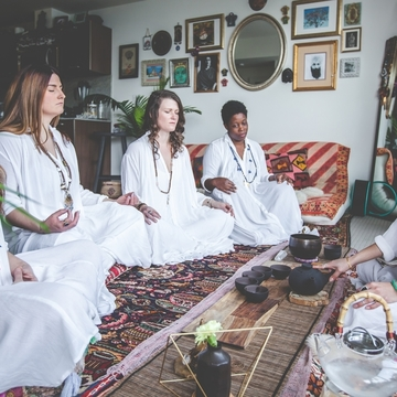 Heal Thyself | A Women Yoga Shamanic Gathering