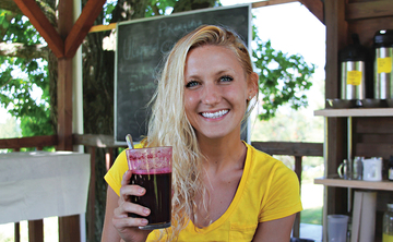 Autumn Juice Detox & Yoga Weekend Retreat