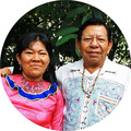 Francisco and Maricela