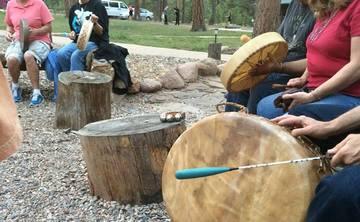 Spring Equinox Drum Circle