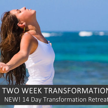 Women's Two Week Transformation Weight Loss, Health and Wellness Retreat