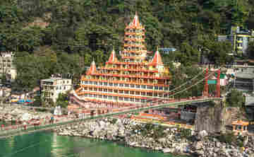 Affordable 7 Days Yoga & Meditation Retreat at Rishikesh