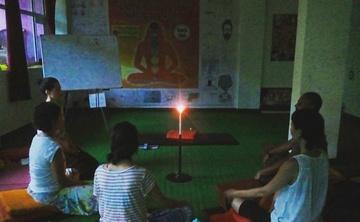 28 Days Meditation Teacher Training Rishikesh