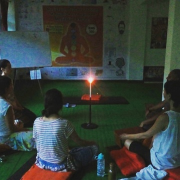 28 Days Meditation Teacher Training Rishikesh