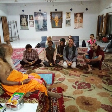 28 Days Meditation Teacher Training India