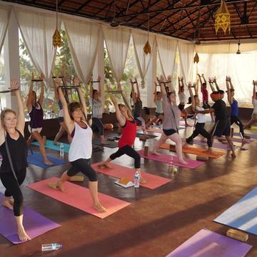 200 Hours YTT in Dharamsala | Siddhi Yoga
