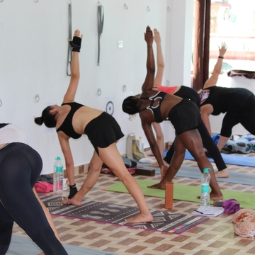200 Hour  Yoga Teacher Training in Rishikesh,India