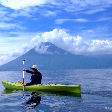 7-Day Ignite Your Spark Yoga Retreat on Lake Atitlan, Guatemala